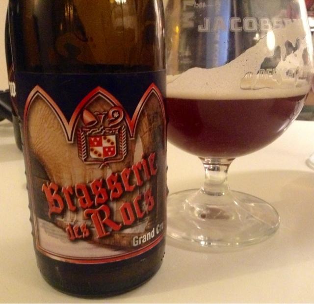Brewfist – Fear / Westmalle Trappist – Dubbel / Brasserie des Rocs – GrandCru