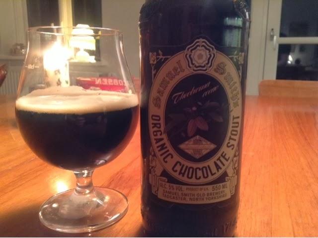 Samuel Smith' Brewery – Organic ChocolateStout