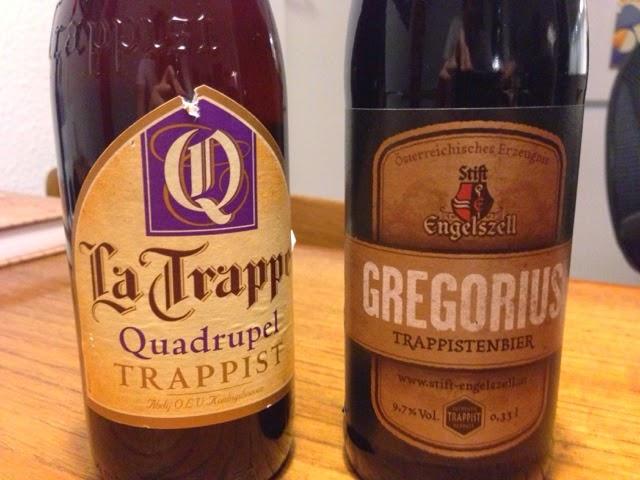 Engelszell – Gregorius / La Trappe –Quardrupel