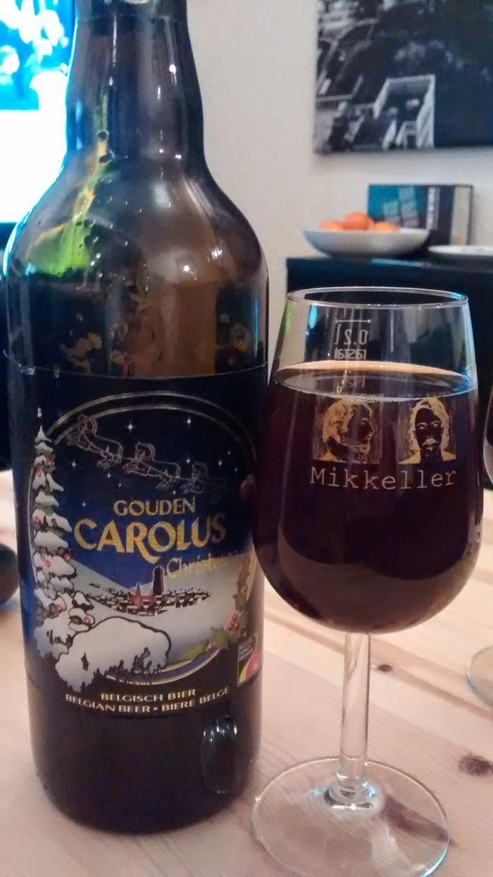 Gouden Carolus –Christmas