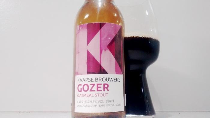 Kaapse Brouwers – Gozer OakAged