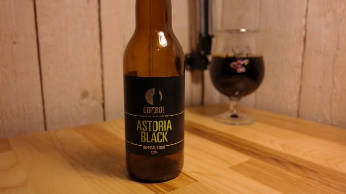 Coisbo Beer – AstoriaBlack