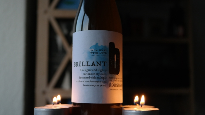 Brekeriet Beer AB – Brillant