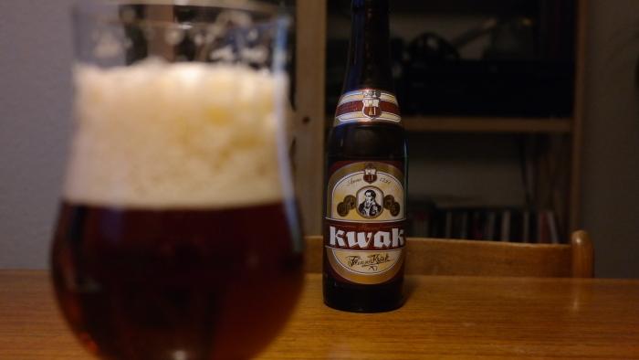 Brouwerij Bosteels – Pauwel Kwak(revisited)