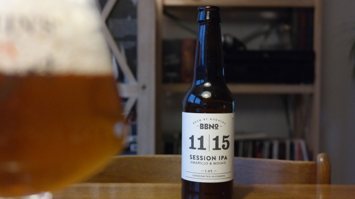 Brew By Numbers – 11/15 Session IPA