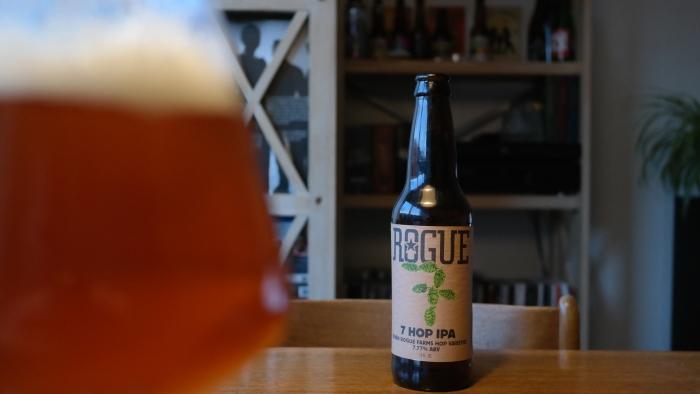 Rogue Ales – 7 HopIPA