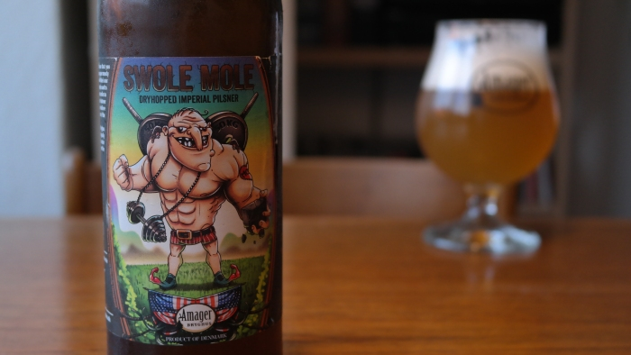 Amager Bryghus / 3 Floyds Brewing Co. – Swole Mole