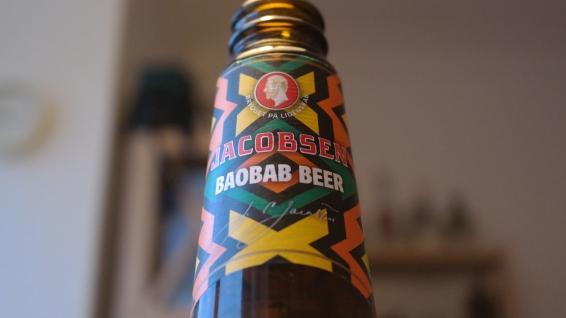 Baobab Beer
