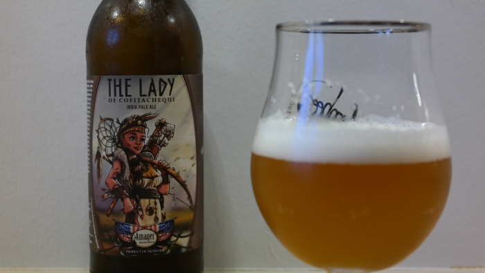 Amager Bryghus / Fonta Flora Brewery – The Lady of Cofitachequi