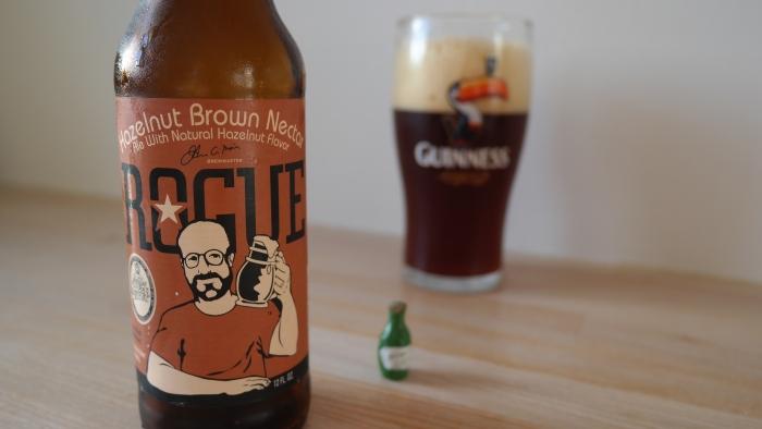 Rogue Ales – Hazelnut BrownNectar
