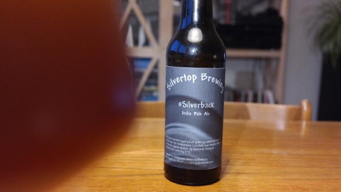 Silvertop Brewing –#Silverback