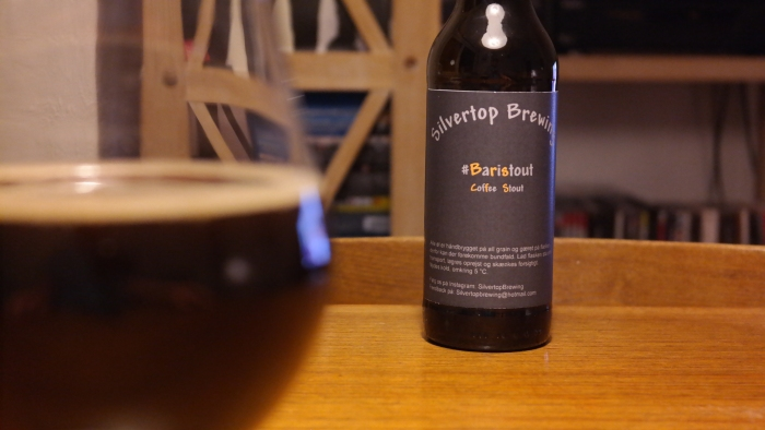 Silvertop Brewing – #Baristout CoffeeStout