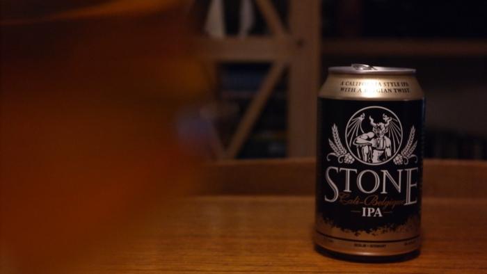 Stone Brewing Berlin – Cali-BelgiqueIPA