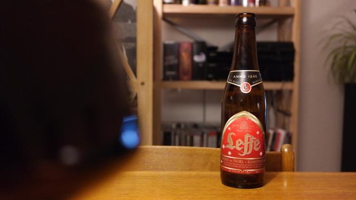 Leffe – Bier DeNoël