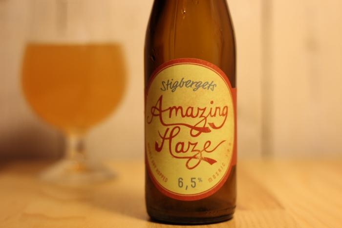 Stigbergets Bryggeri – AmazingHaze