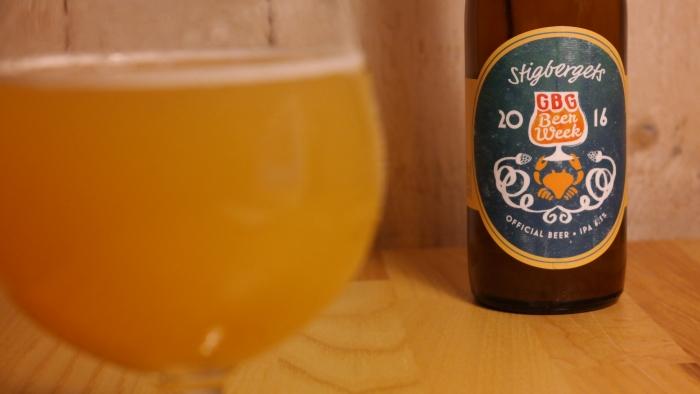 Stigbergets Bryggeri – GBG Beer Week2016