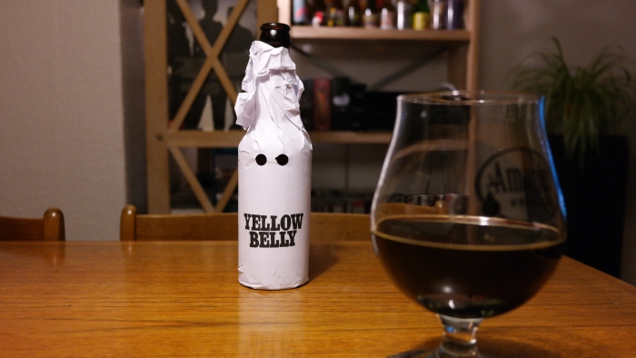 Omnipollo & Buxton Brewery – Yellow Belly