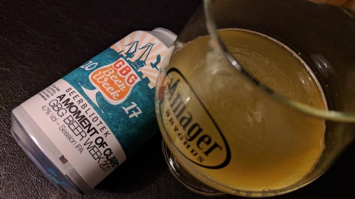 Beerbliotek – GBG Beer Week 2017 A Moment ofClarity