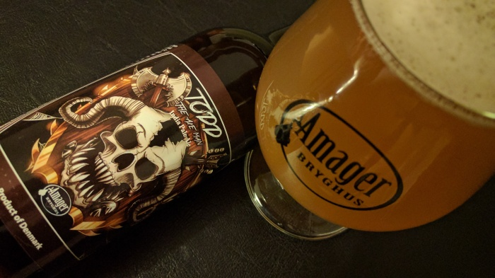 Amager Bryghus & Surly Brewing – Todd The Axe Man