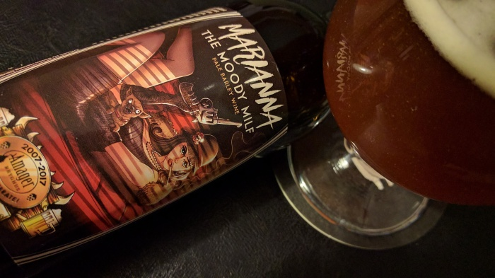 Amager Bryghus – Marianna The Moody Milf