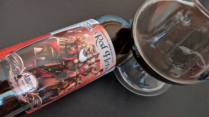 Amager Bryghus & Pracownia Piwa – The Red Hetman