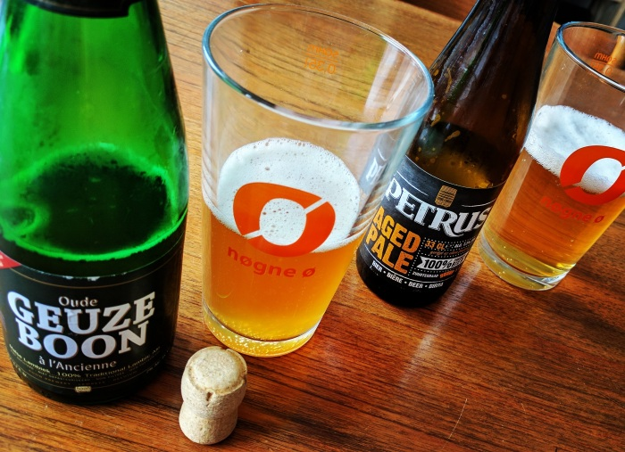 Battle of the beer styles: Oude Gueze Boon vs Petrus Aged Pale Part 2