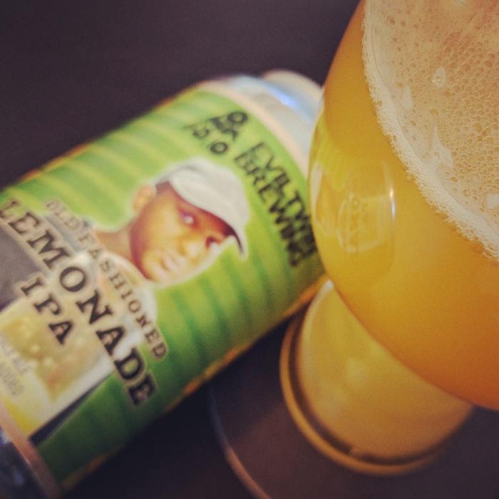 Omnipollo & Evil Twin Brewing – Old Fashioned LemonadeIPA