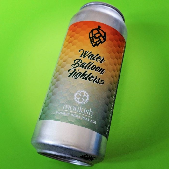 Monkish Brewing Company – Water Balloon Fighters