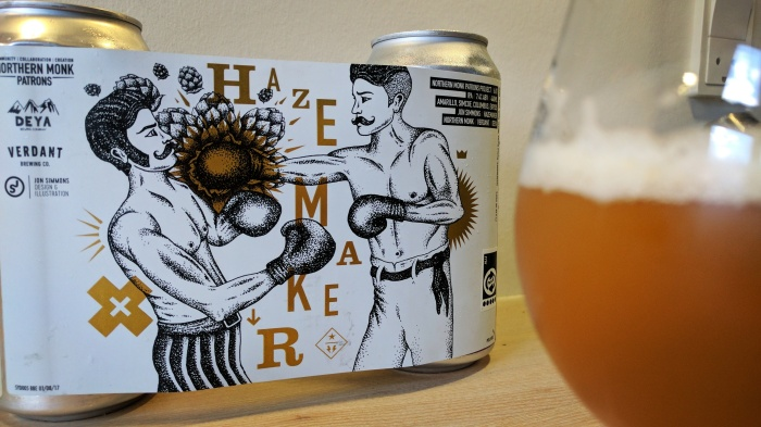 Northern Monk & DEYA & Verdant Patrons Project 6.01 – Hazemaker