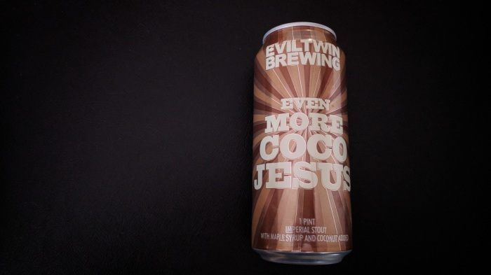 Evil Twin Brewing – Even More Coco Jesus
