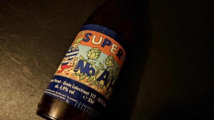 Brouwerij 't Verzet – SuperNoAH