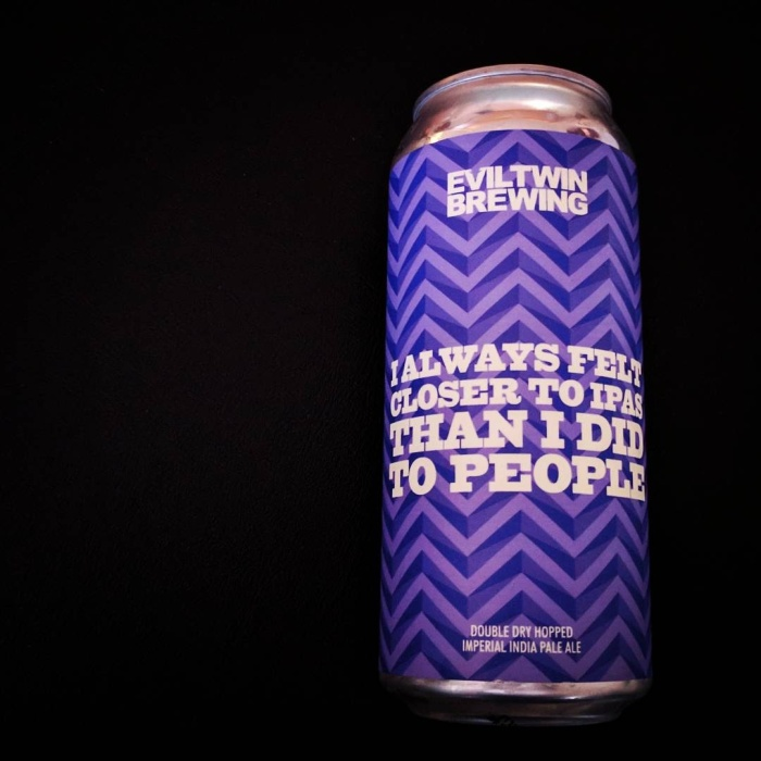 Evil Twin Brewing – I Always Felt Closer To IPA's Than I Did To People