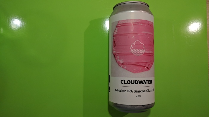 Cloudwater Brew Co. – Session IPA Simcoe Citra BBC