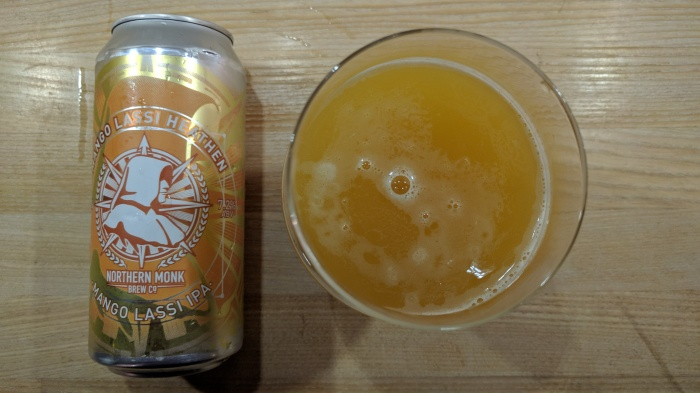 Northern Monk Brew Co. – Mango Lassi Heathen