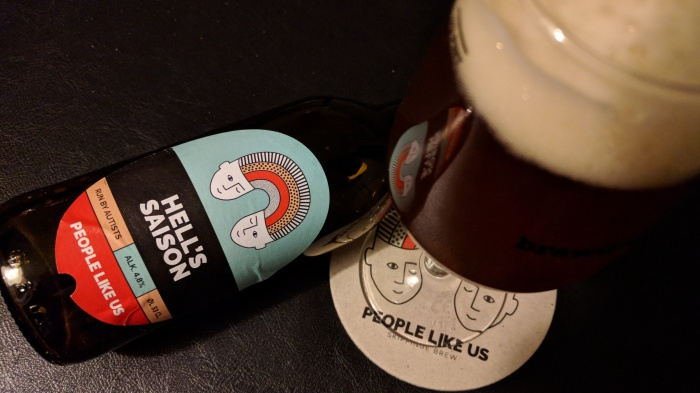 People Like Us – Hell's Saison