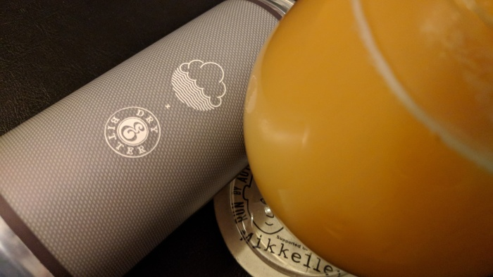 Cloudwater & Dry and Bitter – Mobile Speaker