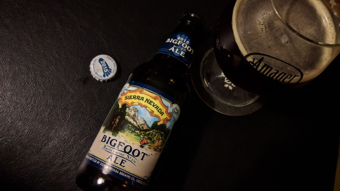 Sierra Nevada – Bigfoot 2015