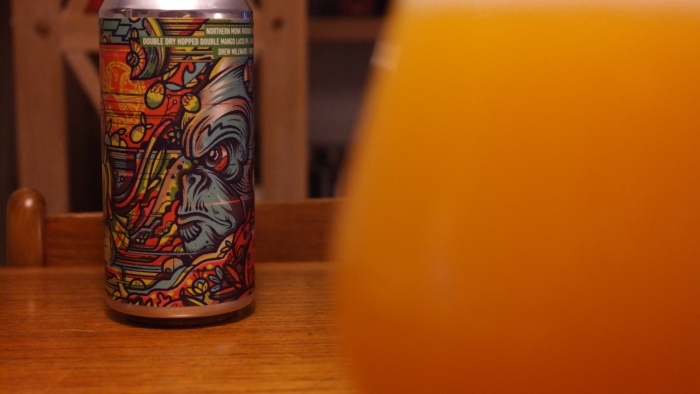 Northern Monk Patrons Projects 4.03 – DDH Double Mango Lassi IPA