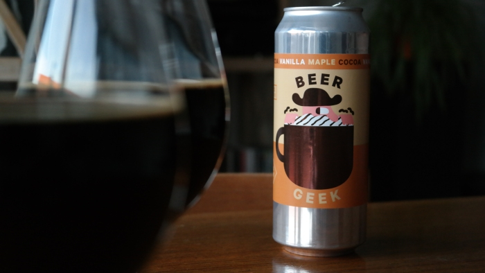 Mikkeller – Beer Geek Vanilla Maple Cocoa