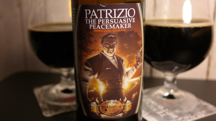 Amager Bryghus – Patrizo The Persuasive Peacemaker