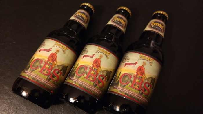 Founders Brewing – CBS 2017