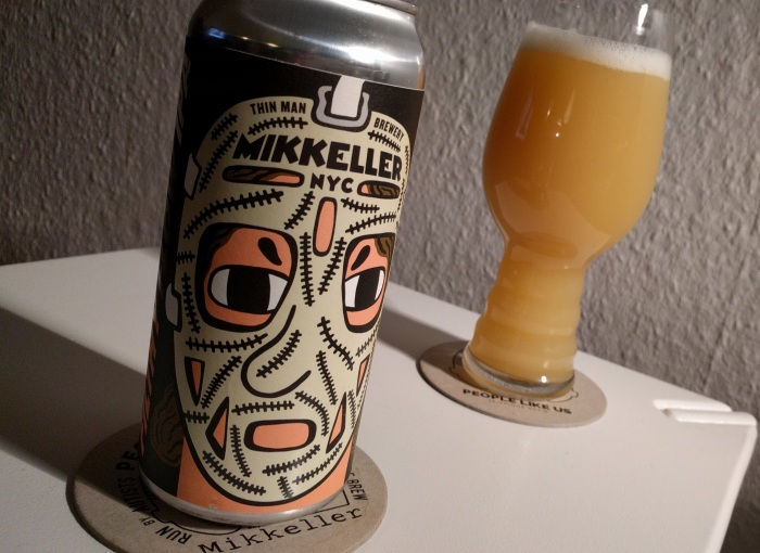 Mikkeller Brewing NYC & Thin Man Brewery – Filthy Flow IPA
