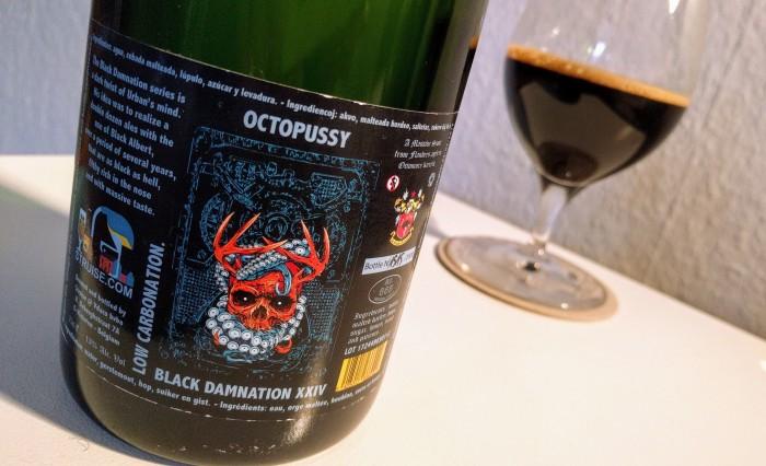 De Struise – Black Damnation XXIVOctopussy
