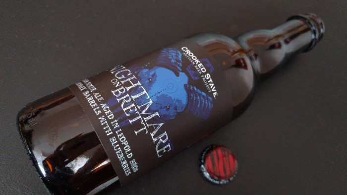 Crooked Stave – Nightmare on Brett Blueberry 2016