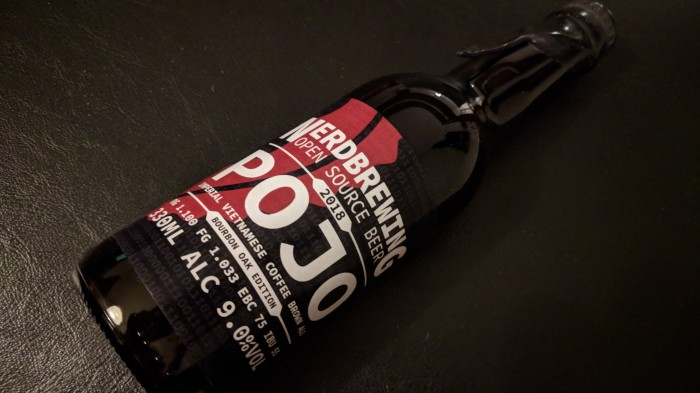 Nerdbrewing – POJO Bourbon Oak Edition