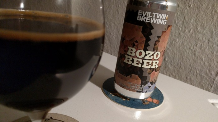 Evil Twin Brewing – BozoBeer